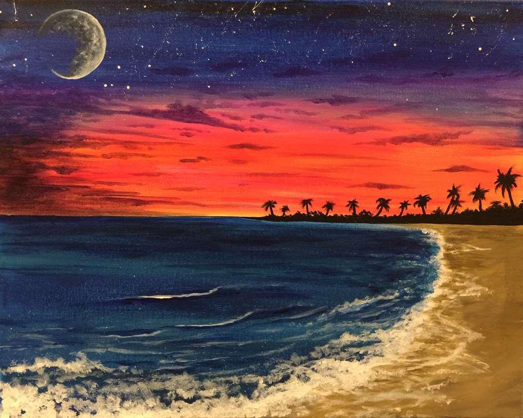 Twilight Beach