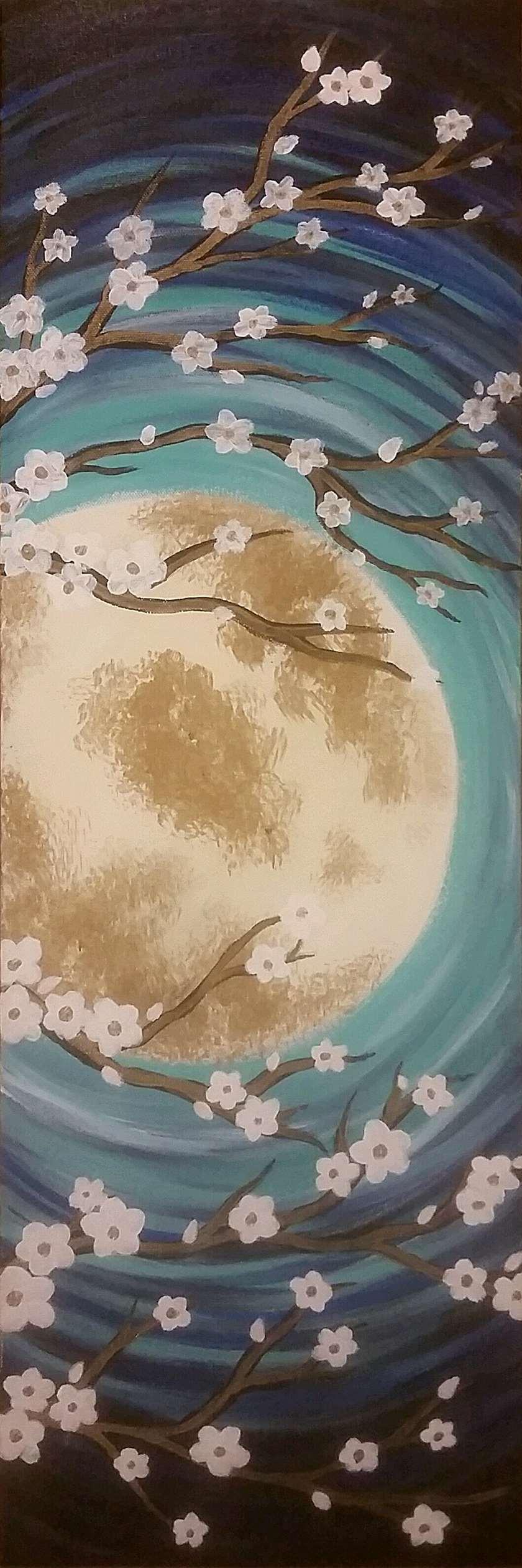 Twilight Blossoms