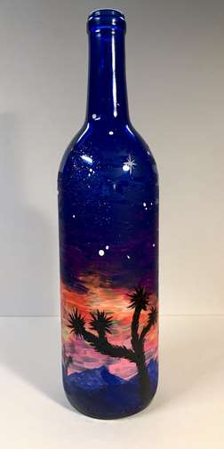 Twilight Desert in a Bottle