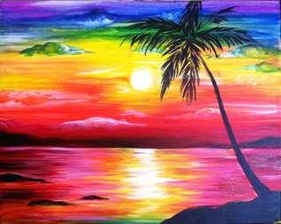 Twilight Paradise