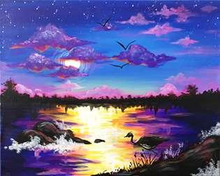 Twilight Reflections
