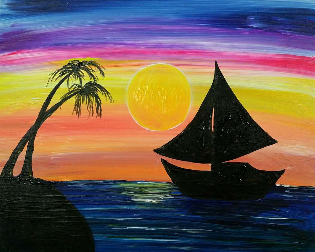 Twilight Voyage