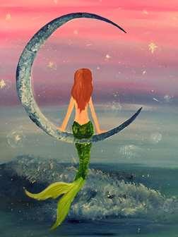 Twinkle Twinkle Little Mermaid