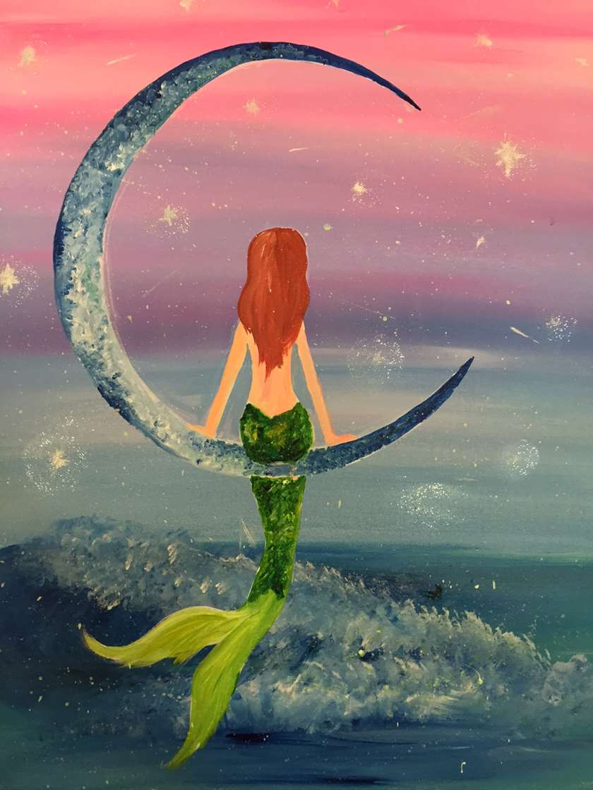 Twinkle Twinkle Little Mermaid