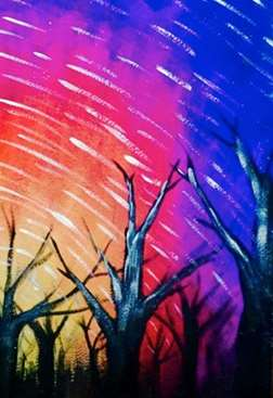 Twirling Twilight