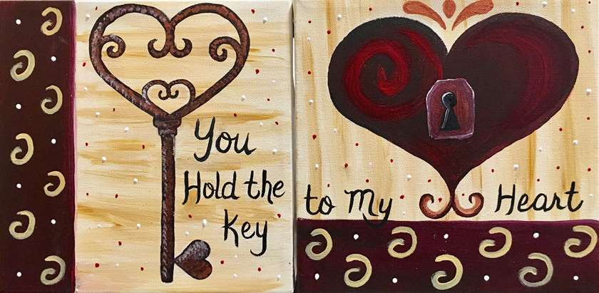 Two-4-One You Hold the Key