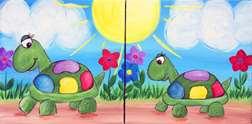 Mini - Two-rrific Turtles