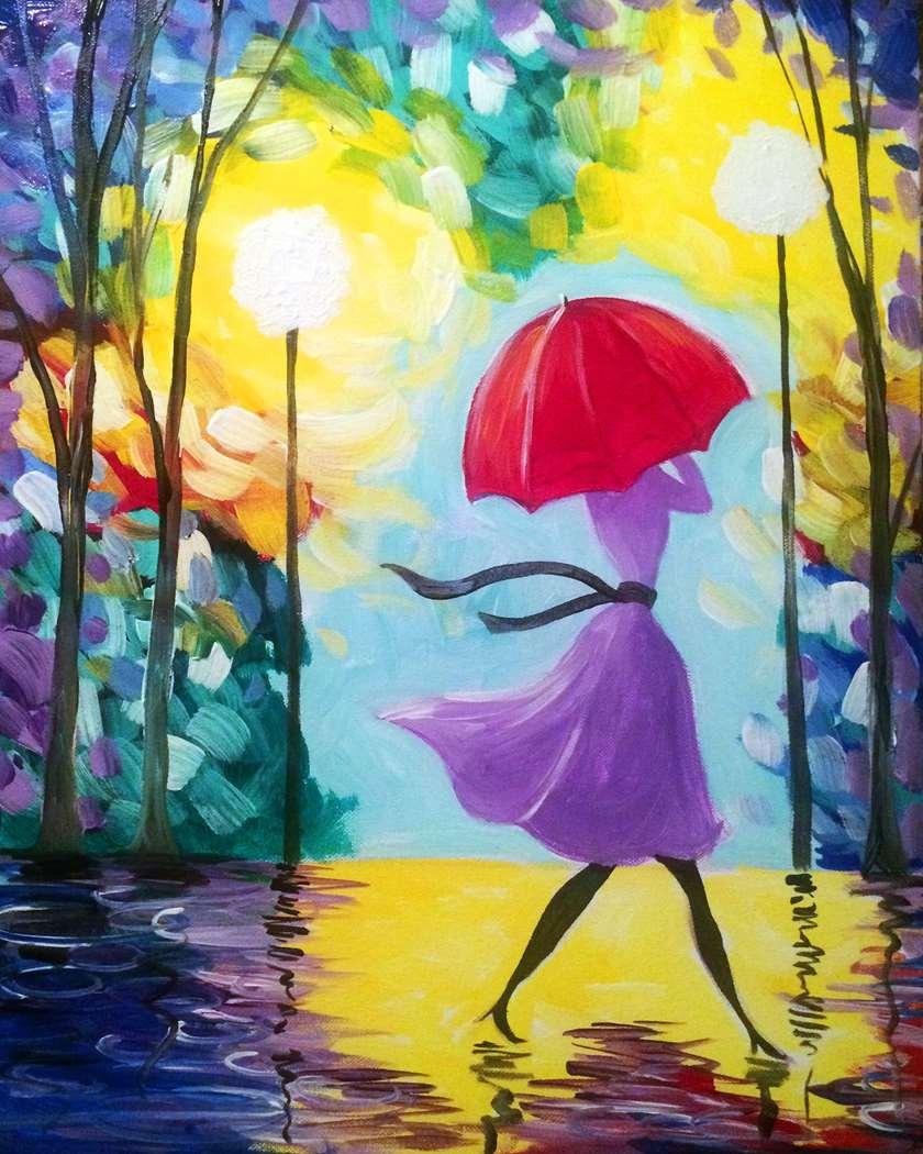 Under My Umbrella