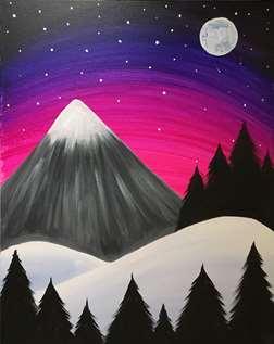 Under the Night sky