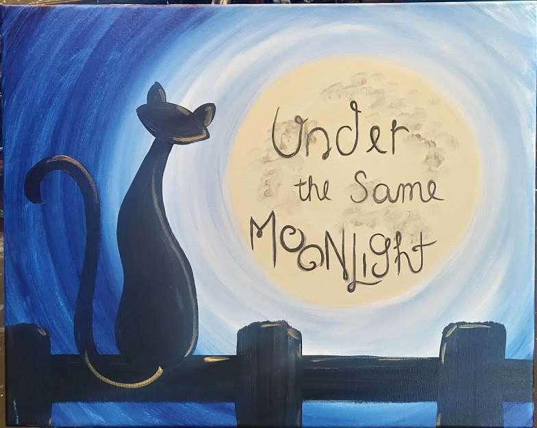 Under the Same Moonlight