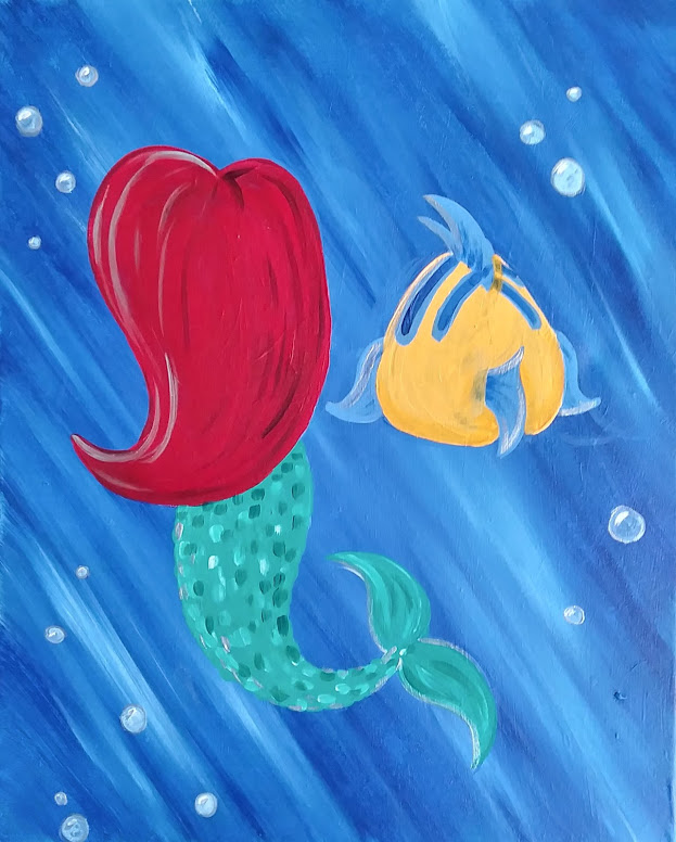 Undersea Friends