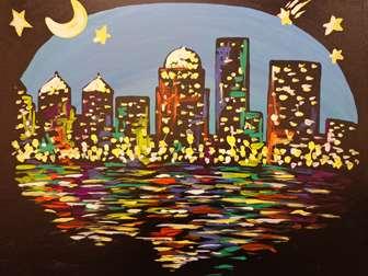 Uptown City Lights