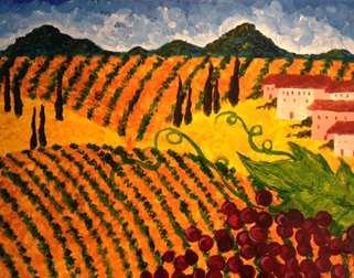 Valencia Vineyard