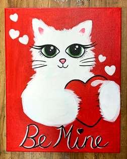 Valentines Kitty