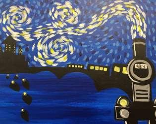 Van Gogh Express