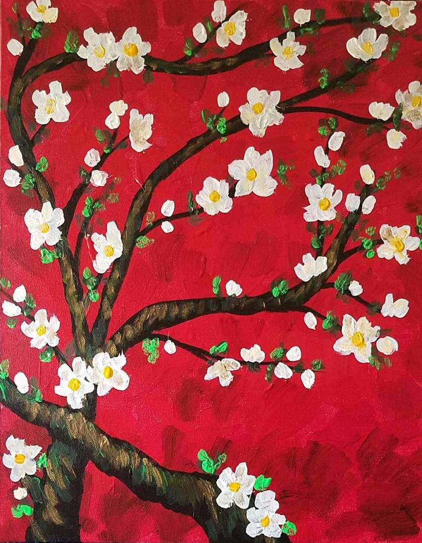 Van Gogh in Bloom