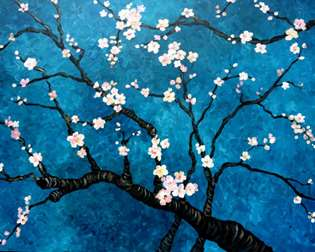 Van Gogh's Almond Blossoms