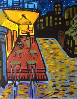 Van Gogh's Cafe