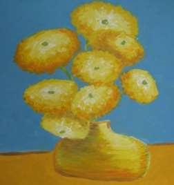 Van Gogh's Chrysanthemums