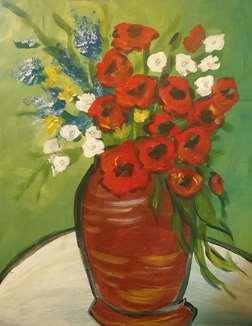Van Gogh's Flowers