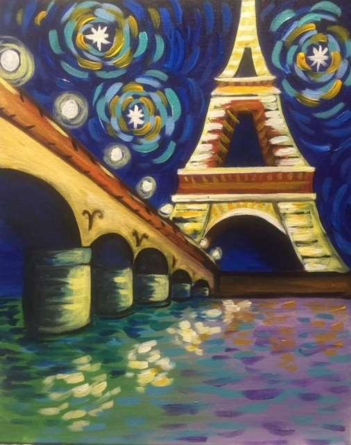 Van Gogh's Paris