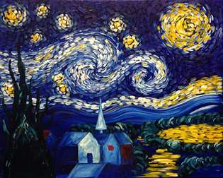 Van Gogh's Starry Night