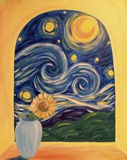 Van Gogh's View