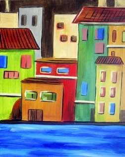 Venetian Flats