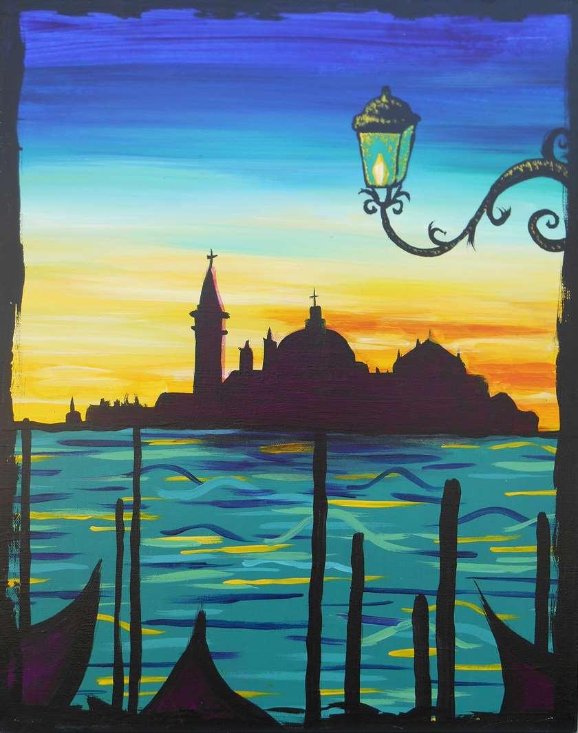 Venice at Sundown