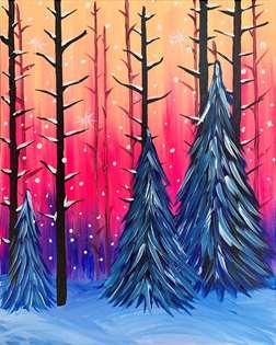 Vibrant Winter