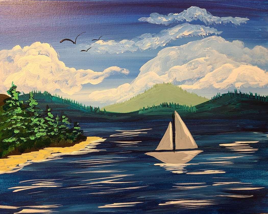 View at Coeur d'Alene Lake