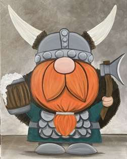 Viking Gnome