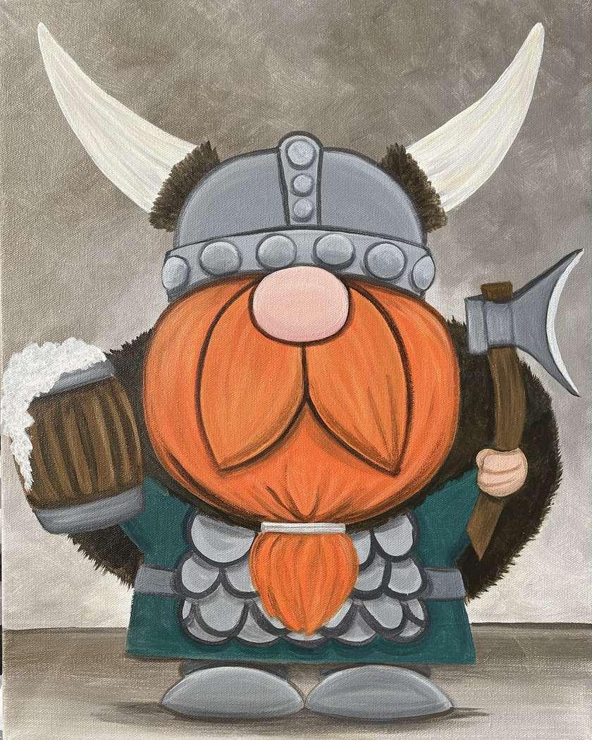 Viking Gnome
