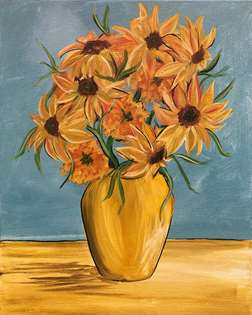 Vincent's Amber Arrangement