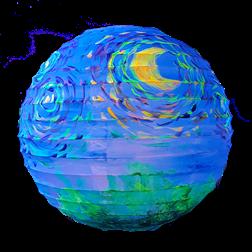 Vincent's Starry Lantern