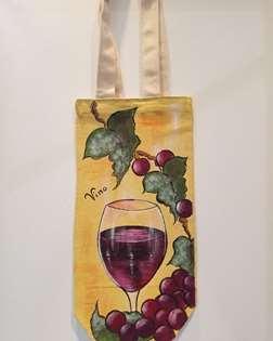 Vino Wine Tote