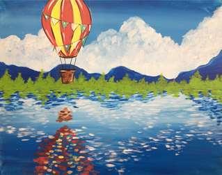 Vintage Balloon Ride