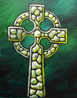 Vintage Celtic Cross