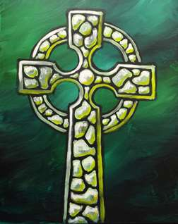 Vintage Celtic Cross
