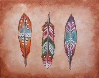 Vintage Feathers