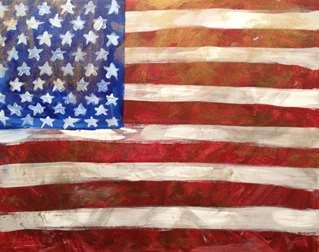 Vintage Flag