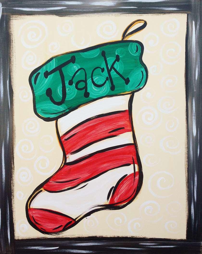 Vintage Stocking
