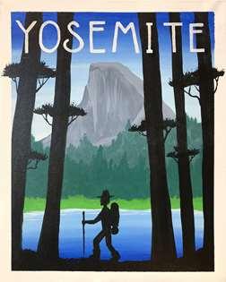 Vintage Yosemite