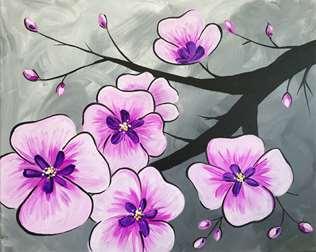 Violet Dogwood