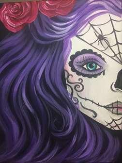 Violet Widow