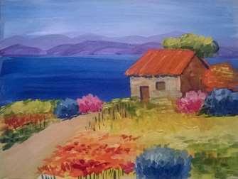 Vivid Cottage!