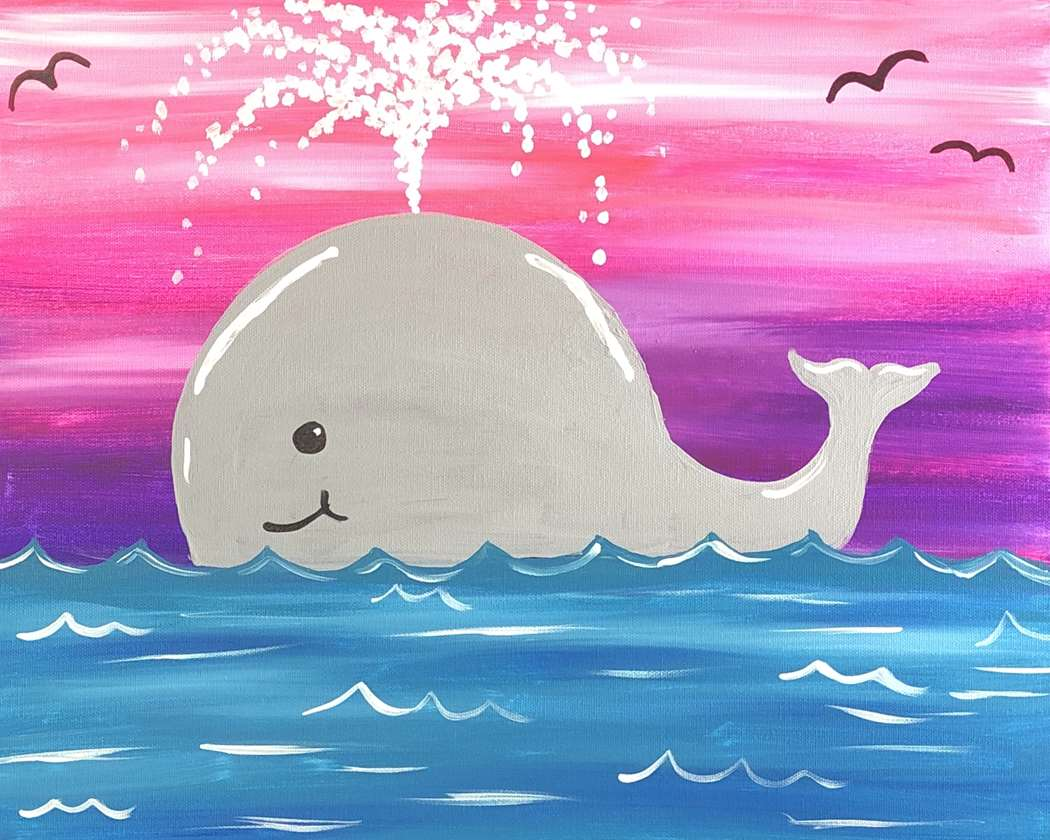 Wally the Whale