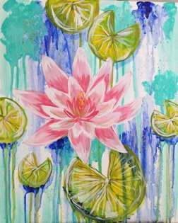 Water Lily Bloom