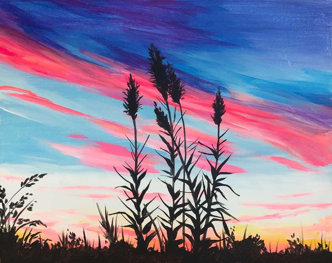 Waving Wheat Fields