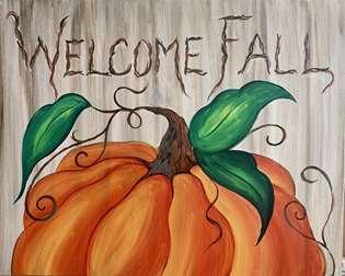 Welcoming Fall